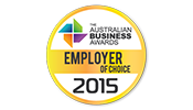 ABA Employer of Choice 2015 - construction infrastructure jobs - CGC Recruitment